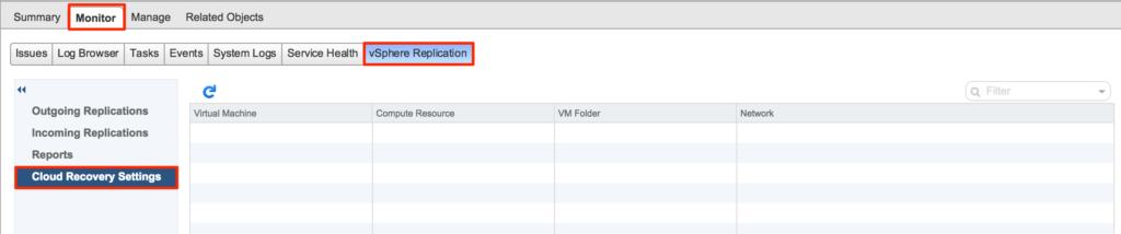 monitoring_vsphere_replication_cloud_settings